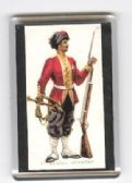7th BENGAL INFANTRY 1900 FRIDGE MAGNET